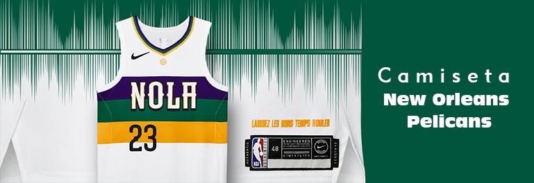 Camiseta New Orleans Pelicans