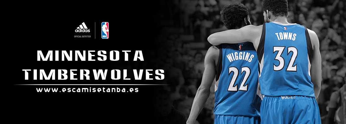Camiseta Minnesota Timberwolves