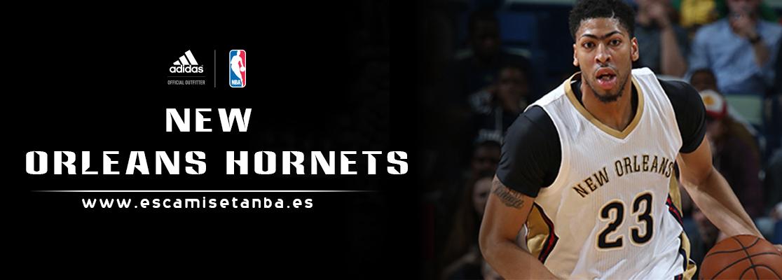 Camiseta New Orleans Hornets