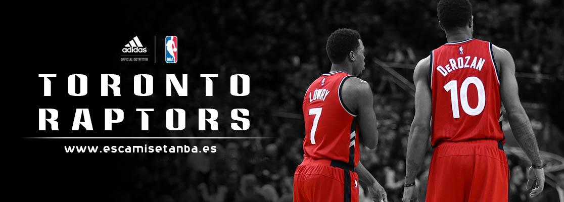 Camiseta Toronto Raptors