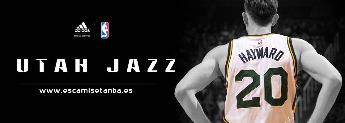 Camiseta Utah Jazz